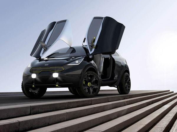 Kia готовит для европейского рынка новый кроссовер
