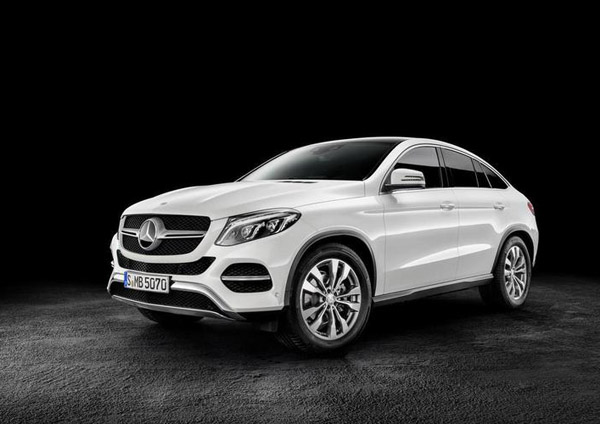 Представлен Mercedes-Benz GLE Coupe