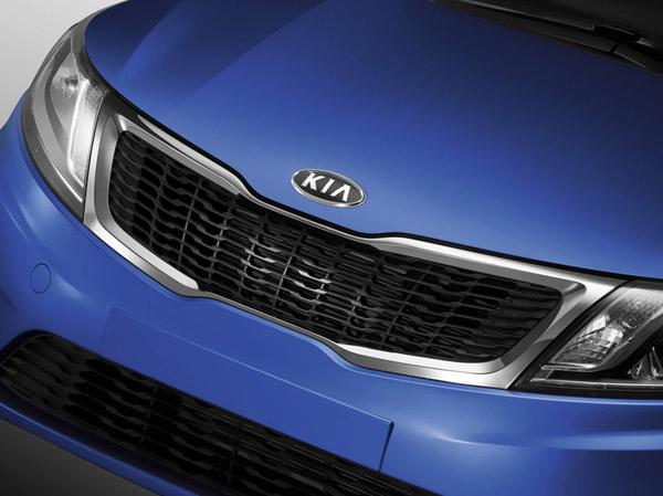 Весной появится обновленный Kia Rio