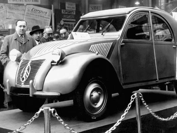 3 ТОП-10 самых красивых культовых авто Европы