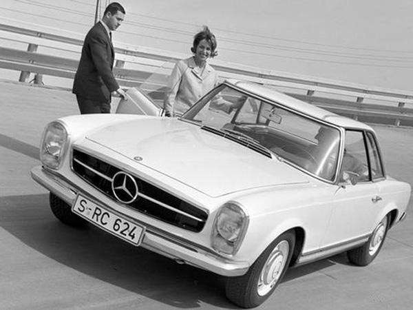 5 ТОП-10 самых красивых культовых авто Европы