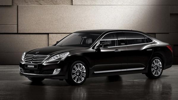 Появились первые технические подробности нового флагмана Hyundai