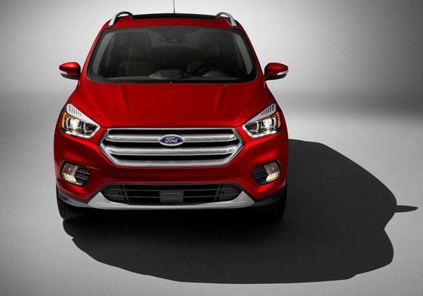 Ford обновил среднеразмерный кроссовер