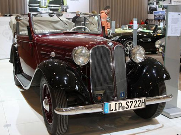 3 ТОП-12 фактов о 100-летней истории BMW