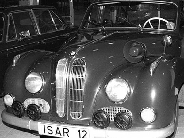 5 ТОП-12 фактов о 100-летней истории BMW