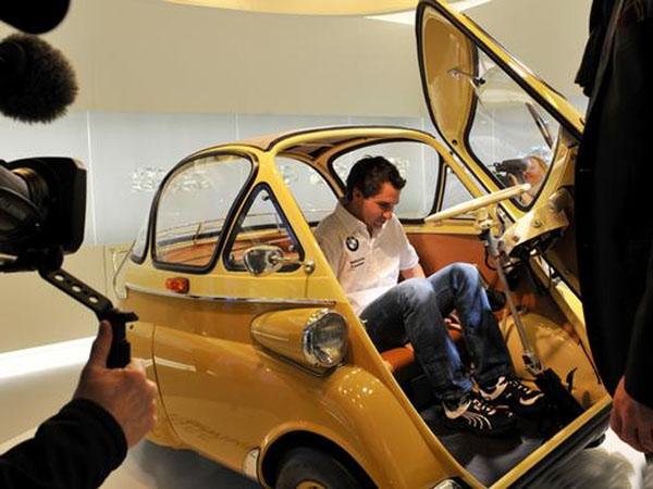 6 ТОП-12 фактов о 100-летней истории BMW